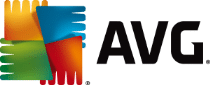 Logotipo do antivirus AVG
