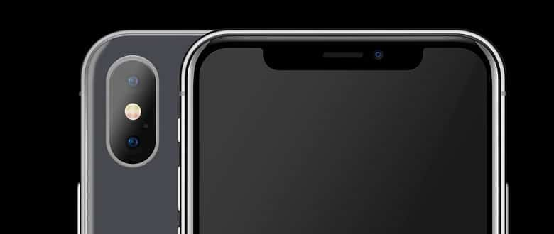 "Asus a ""copiar"" o design do Iphone X 9"