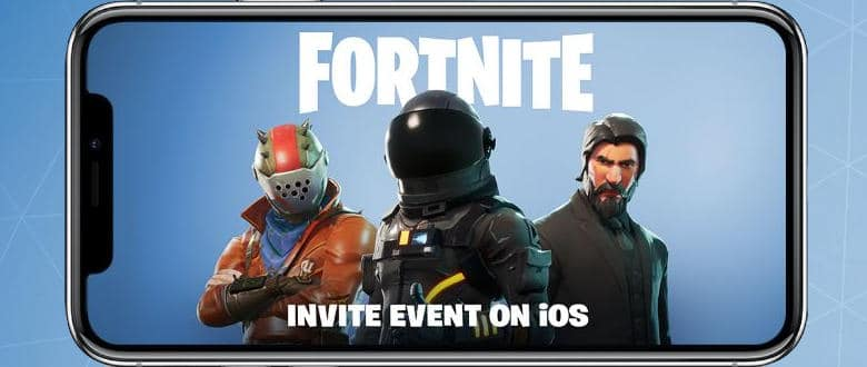 Fortnite Battle Royal vai chegar ao smartphones 5