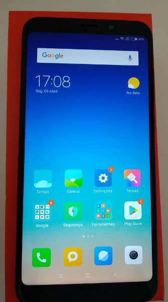 Ongororo Xiaomi Redmi 5 Plus Smartphone Review