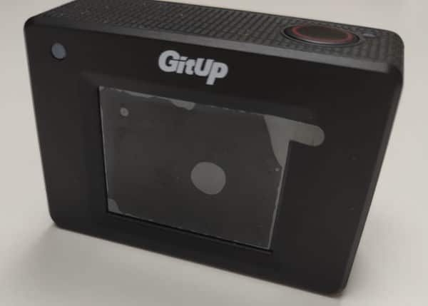 GitUP Git2 Pro Action Camera examen