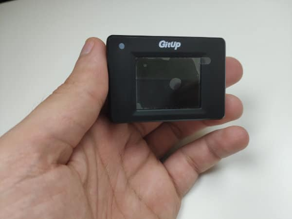 Análise Action Camera GitUP Git2 Pro
