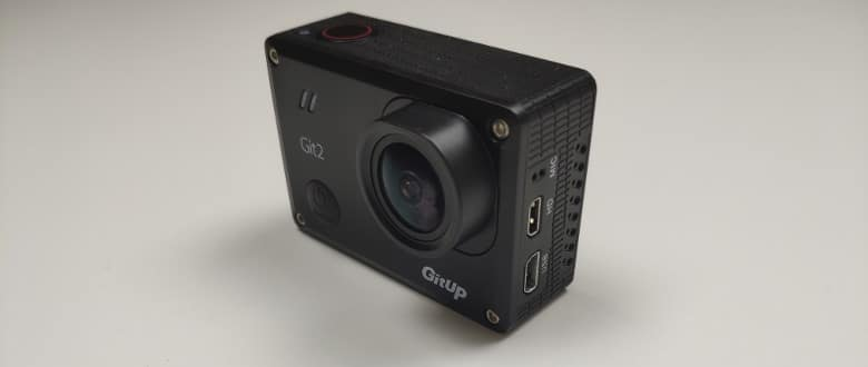 Análise Action Camera GitUp Git2 Pro 2