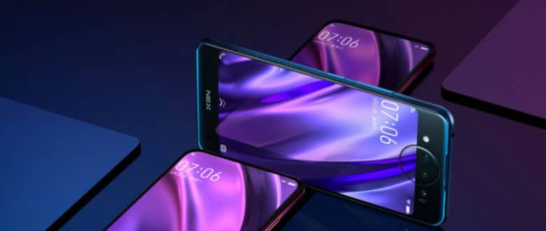 Vivo Nex Dual Display foi anunciado 16