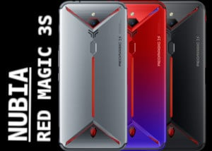 Nubia Red Magic 3S |escolhasegura.com