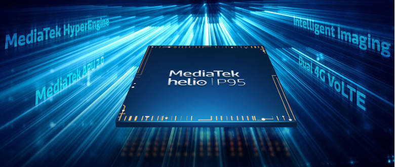 MediaTek introduceert de Helio P95 3
