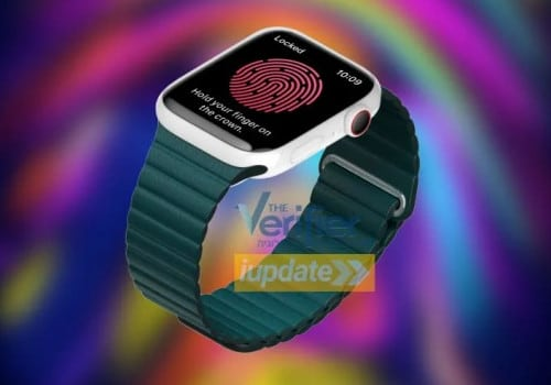 Rumores indicam que próximo Apple Watch terá Touch ID 2