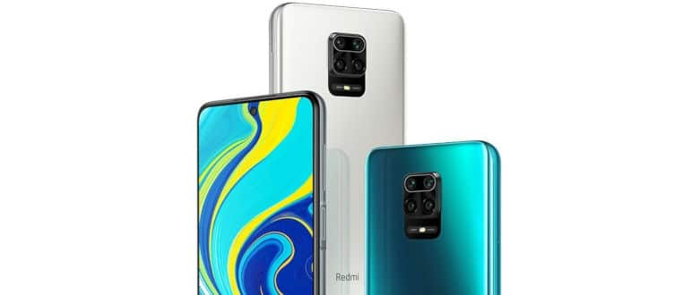Redmi Note 9S é afinal a versão global do Redmi Note 9 Pro 1