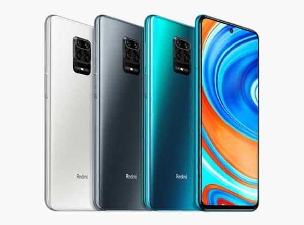 Redmi Note 9S é afinal a versão global do Redmi Note 9 Pro 3