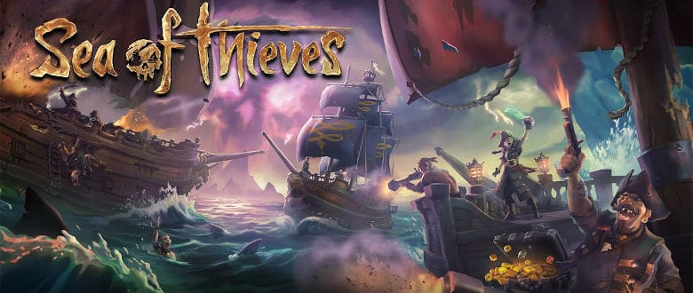 Sea Of Thieves chegará brevemente à Steam