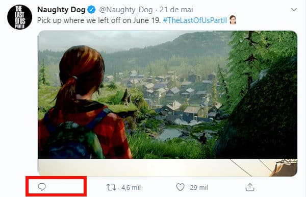 Naughty Dog usa nova função do Twitter para combater os spoilers do jogo The Last Of Us Part II 2