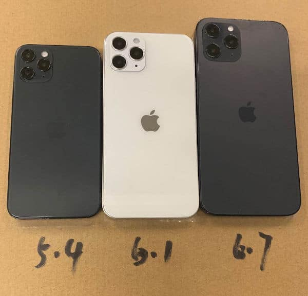 Será este o design do iPhone 12? 2