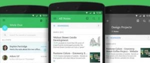 evernote applications